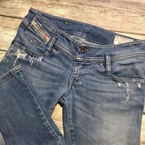 Diesel Jeans Matic Slim Tapered 28 Skinny 008W7